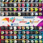 پک دستکش v5 توسط Tisera09 برای PES 2017