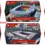 استادیوم پک جام جهانی روسیه 2018 برای PES 2017