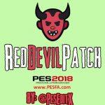 پچ RedDevilPatch 3.0 برای PES 2018 (مخصوص Xbox360)