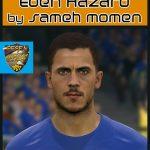 فیس Hazard توسط Sameh Momen برای PES 2017