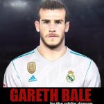 فیس Bale توسط White Demon برای PES 2018