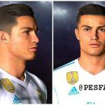فیس Cristiano Ronaldoتوسط Shenawyبرای PES 2017