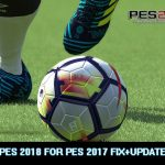 گیم پلی PES 2018 توسط Syamil برای PES 2017 ( آپدیت جدید اضافه شد )