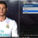 فیس Cristiano Ronaldo توسط Shenawy برای PES 2017