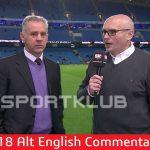 گزارش انگلیسی Champion & Beglin برای PES 2018
