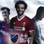 پچ Arab Stars 2018 برای PES 6