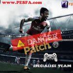 پچ Danger v2 برای PES 2013
