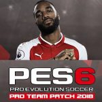 پچ کم حجم Pro Team Patch برای PES 6