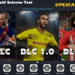 ابزار Multi Selector v1.0 برای PES 2018
