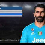 فیس جدید Gianluigi Buffon برای pes2017