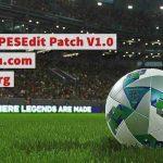 دانلود پچ PESEdit Patch ورژن 1 برای pes 2017 (فصل 2018/2019)
