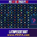 پک کفش v9 توسط LPE برای PES 2017