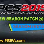 پچ Next Season 2018 برای PES 2015