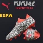 کفش Puma Future توسط T09 برای PES 2017/18