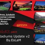 آپدیت استادیوم ها v2 توسط Eslam برای پچ SMoKE