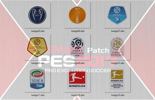 آپدیت Badges برای پچ Smoke 9.6.2