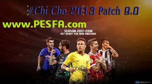 پچ فوق العاده Chi Cho 9.0 برای PES 2013