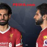 فیس Salah توسط Shenawy برای PES 2017