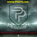 پچ حجیم Pes Tuning v1.04.01.3.00.1 برای PES 2018 (+آپدیت 5)