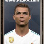 فیس Cristiano Ronaldo توسط Mo Ha برای PES 2017