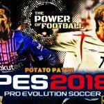 پچ Potato v5.0 AIO برای PES 2018 (مخصوص PS3)