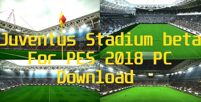 استادیومJuventusتوسط Durandil برای PES 2018