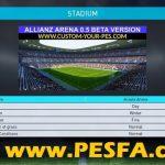 استادیوم Allianz Arena توسط Durandil برای PES 2018