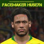 فیس Neymar توسط Huseyn برای PES 2017