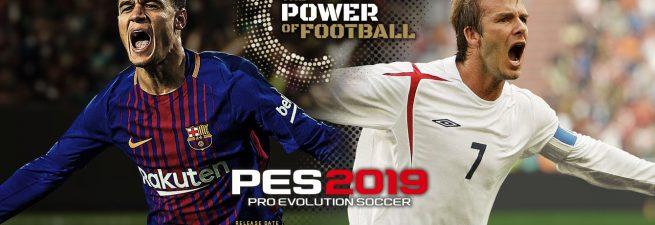 تریلر PES 2019 منتشر شد!