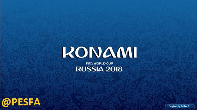 گرافیک World Cup توسط Arthur Torres برای PES 2018