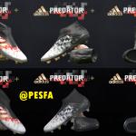 کفش Adidas Predator Telstar توسط T09 برای PES 2017/18