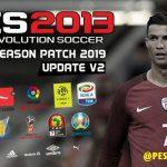 پچ Next Season 2018-2019 برای PES 2013 + آپدیت 2