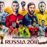 مود جام جهانی روسیه 2018 توسط Reda برای PES 2017