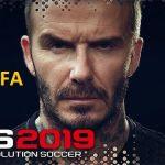 استارت اسکرین و فیلم ورودی PES 2019 توسط Ivnkr برای PES 2018