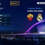 گرافیک و فیلم ورودی جدید لیگ قهرمانان اروپا برای PES 2017/18