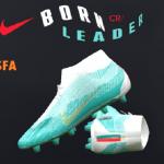 کفش Nike Mercurial Superfly CR7 CH6 توسط T09 برای PES 2017/18