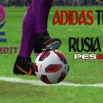 توپ Adidas Telstar توسط LPE برای PES 2017