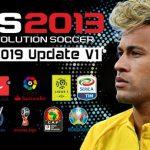 پچ Next Season 2018-2019 برای PES 2013 + آپدیت 1