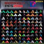 پک کفش V4 توسط LPE برای PES 2018