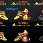 کفش Adidas Predator Accelerator توسط T09 برای PES 2017/18