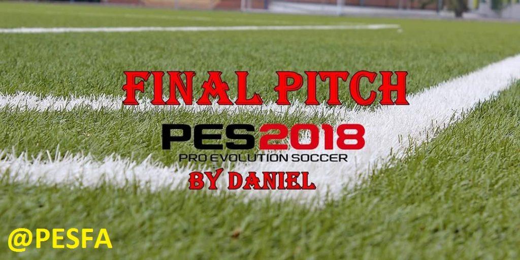 چمن Final توسط Daniel برای PES 2018