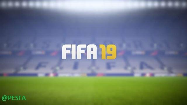 منو گرافیکی FIFA 19 توسط Empire برای PES 2017