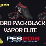 پک کفش Umbro + Nike توسط LPE برای PES 2018