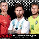 پچ Next Season 2019 برای PES 2012