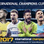 مود International Champions Cup 2018 برای PES 2017