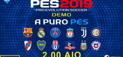پچ APP v2.00 برای دمو PES 2019