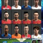 فیس پک Ultimate توسط Waly برای PES 2013