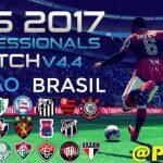 آپدیت Brasileirão برای پچ پروفشنال 4.4