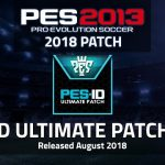 پچ PES-ID Ultimate v6.0 AIO برای PES 2013