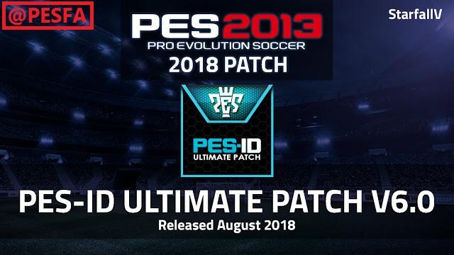 پچ PES-ID Ultimate v6.0 AIO برای PES 2013